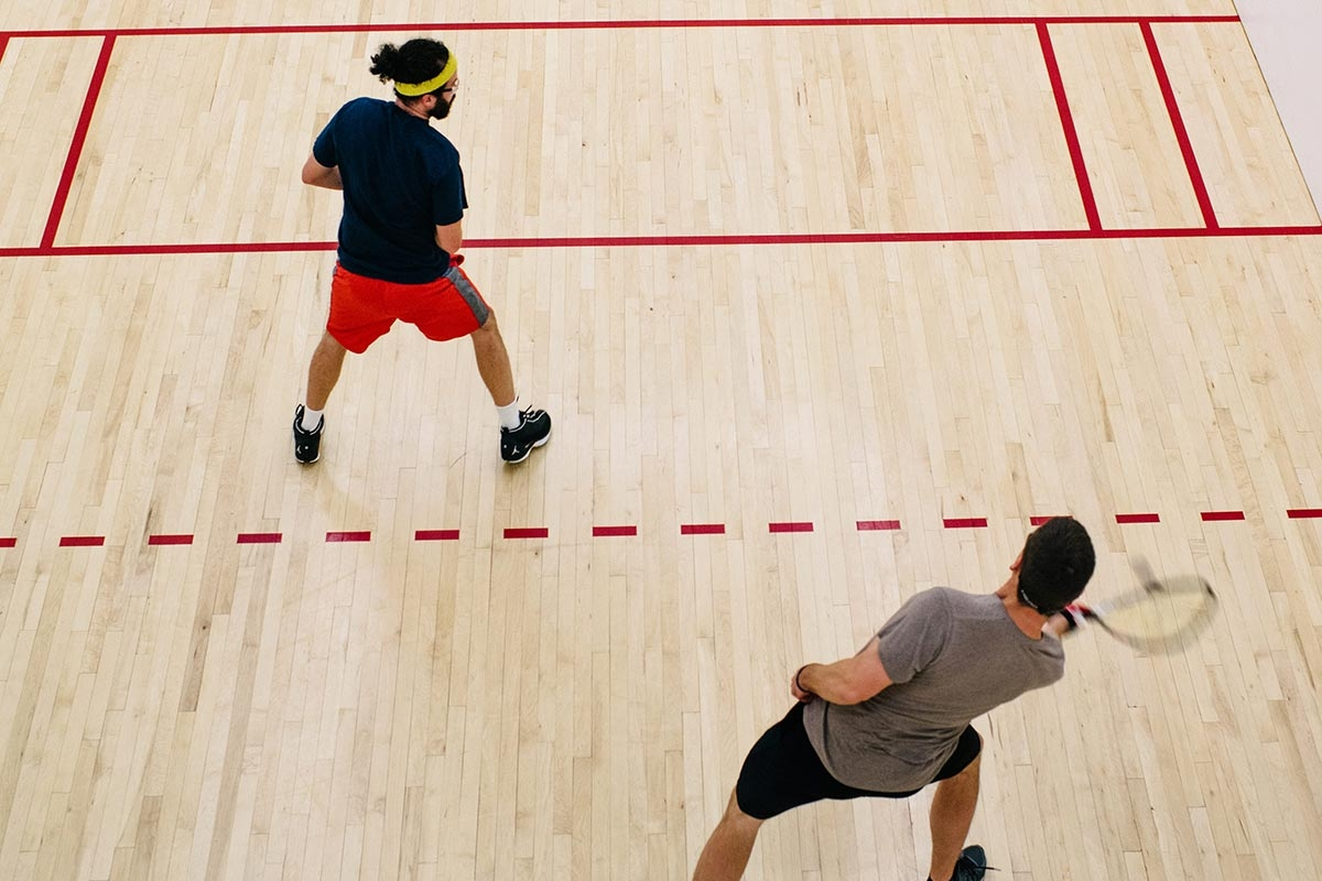 Racquetball & Wallyball